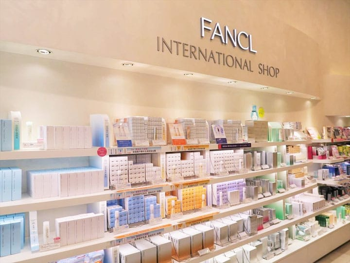 Get Popular Natural Cosmetics At FANCL Ginza Square