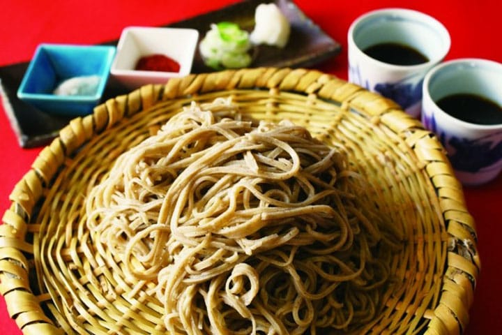 Japanese Encyclopedia: Soba Allergy
