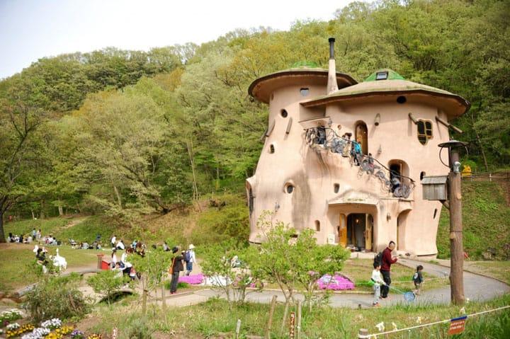 마치 북유럽 동화속 세상. SNS에서 화제가 된 사이타마현 「아케보노 아이의 숲 공원」