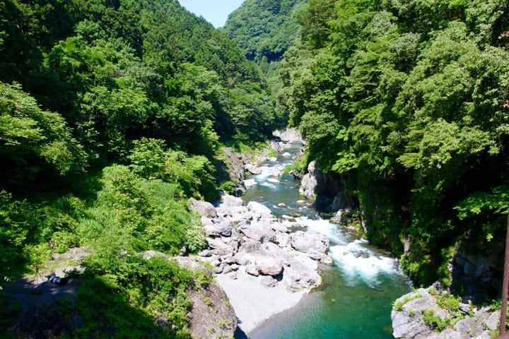 7 Beautiful Views In The Okutama Area - See Tokyo's Unexpected Nature