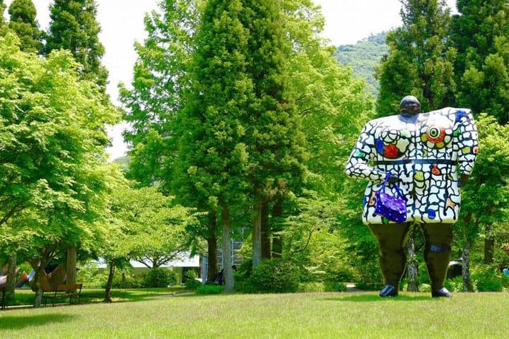 Top 7 địa điểm nhất định phải đến khi tham quan Hakone ~Suối nước nóng, thiên nhiên, Bảo tàng mỹ thuật~