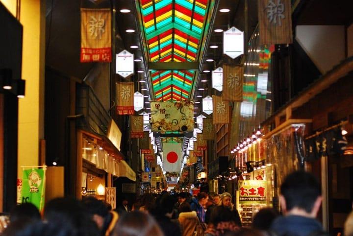 Ingin Belanja Oleh-Oleh di Kyoto? Ke sini saja!