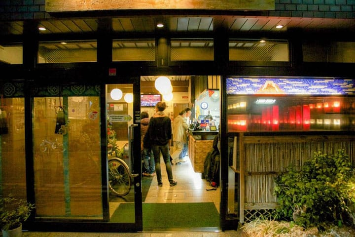 Affordable Accommodation in Japan - Guesthouses and Youth Hostels