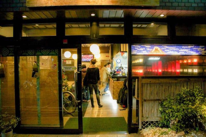 日本の安い宿泊施設「ゲストハウス」「ユースホテル」とは