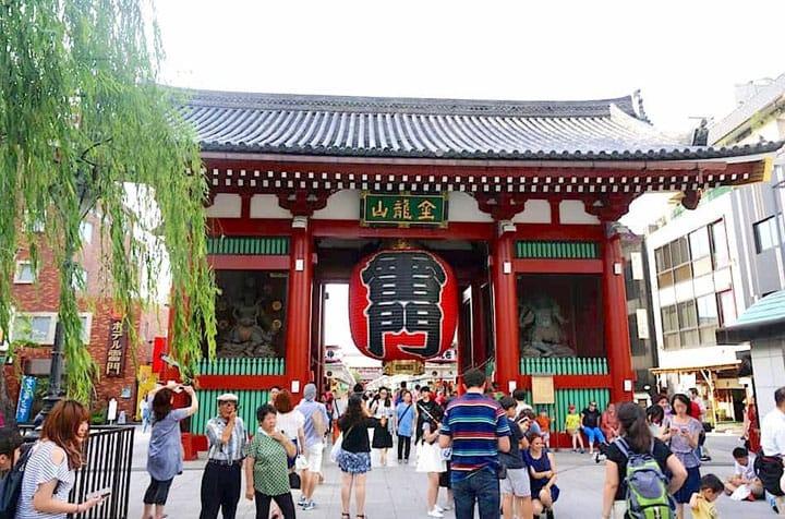 浅草寺に仲見世通りなど。浅草を楽しみ尽くす観光ガイド