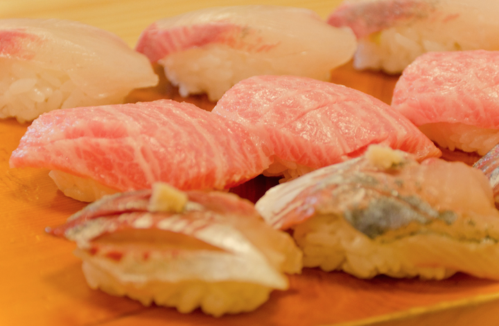 食べておきたい日本の伝統料理5品(寿司・鰻・天ぷら・そば・うどん)