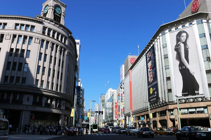 Shopping In Japan - Where To Find Electronics, Cosmetics and Fashion!
