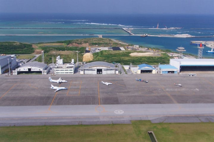 Naha Airport: Basic Information on Facilities and Access to the City