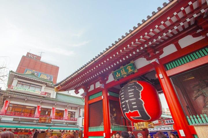Sitios populares en Tokio: Shibuya, Shinjuku, Asakusa, Ginza ¡y más!