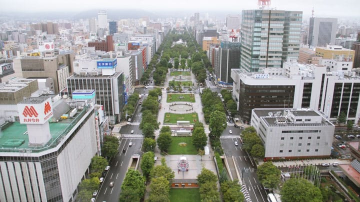 Sapporo Area Guide: Transportation, Sightseeing Areas and Souvenirs