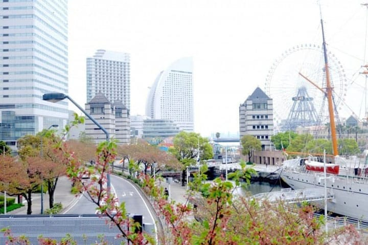 요코하마를 하루만에 관광하자!미나토미라이 주변 관광 모델 루트