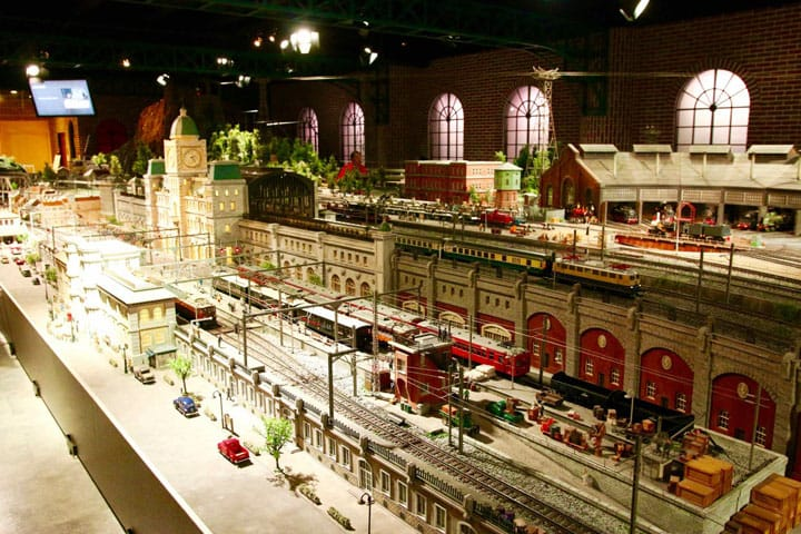 See Trains From Around the World at Hara Model Railway Museum