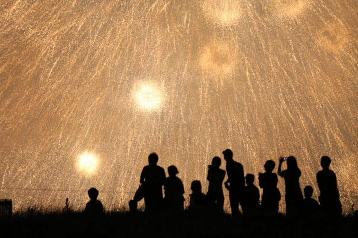 What Do Travelers Think Of Japanese Fireworks? Adachi Fireworks Report