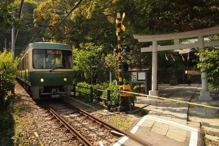 【鎌倉景點】絶景觀光!搭乘「江之電」沿途下車走訪鎌倉