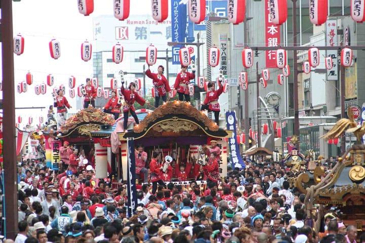 日本人也瘋狂的「夏之祭典」,邀請您一起來吶喊