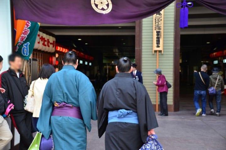 両国国技館で相撲を楽しもう!大相撲の基本情報とチケットの購入方法