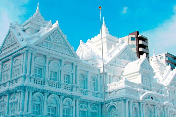 แนะนำวิวหิมะสุดงามที่หาชมได้เฉพาะในญี่ปุ่นเท่านั้น!