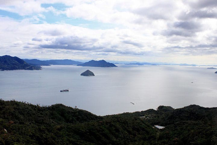 Little Known Cycling Paths Over The Seto Inland Sea: Tobishima Route