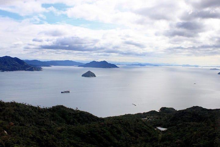 瀬戸内海を渡る穴場サイクリングロード「とびしま海道」