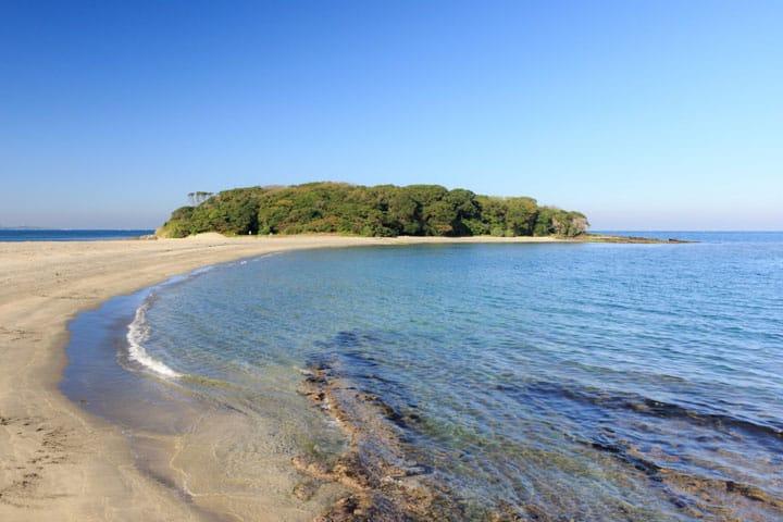 6 bãi biển đẹp đi từ Tokyo hết 2 giờ tại tỉnh Kanagawa và Chiba