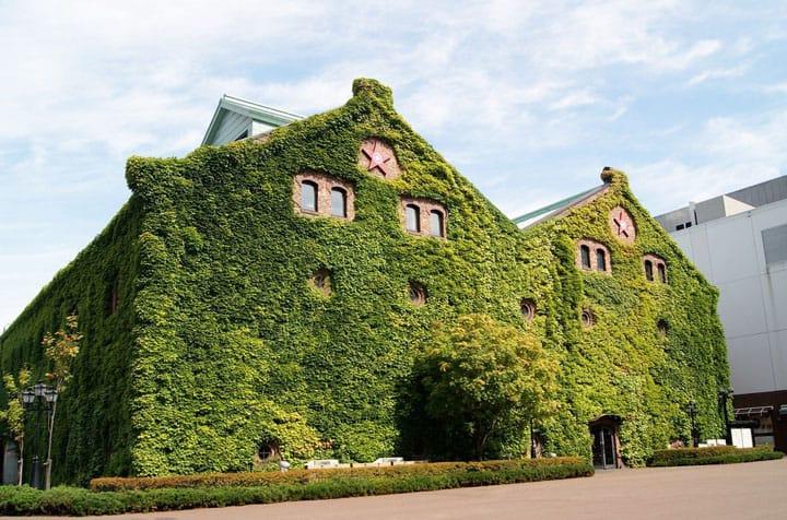 百年紅磚瓦酒廠購物中心『札幌工廠』