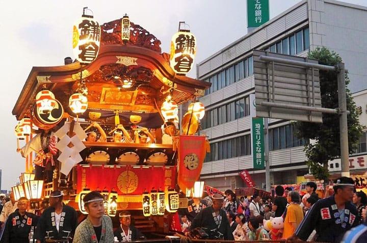 體驗日本文化!東京夏季傳統祭典活動8選