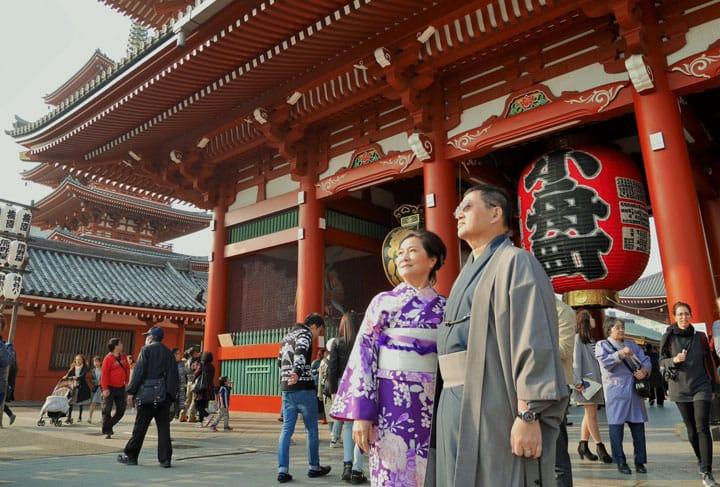 ¡Lleva a tus padres a un viaje a Japón! Qué hacer cuando lleguen