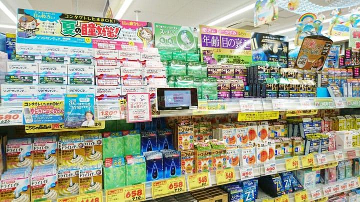 拯救目珠大作戰!養眼「日本眼藥水」一把抓!