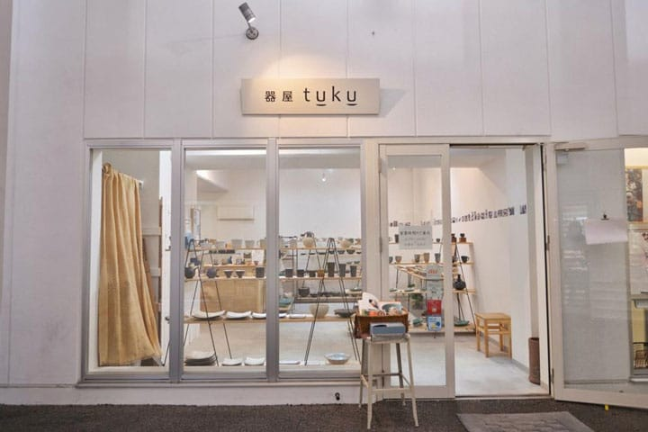 เจอร้านเครื่องปั้นดินเผา「 Tuku」ที่มีความโดดเด่นของอากิฮาบาระ