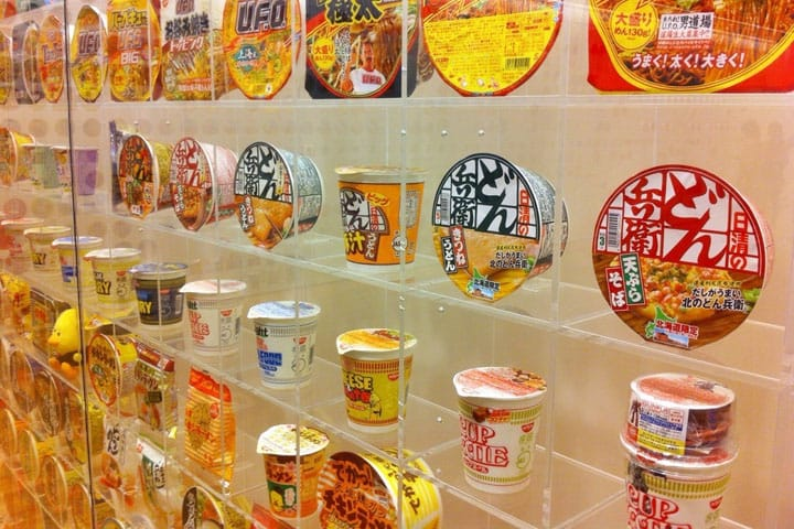 Make Your Own Instant Ramen At The Cup Noodle Museum In Yokohama!