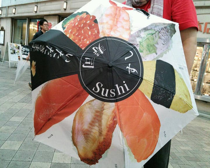 Shopping in Asakusa: 3 Recommended Umbrellas at