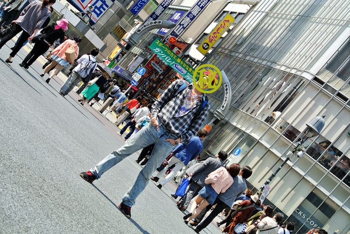 Akihabara Otaku Fashion - Rock Your Plaids And Bandanas In Akiba!
