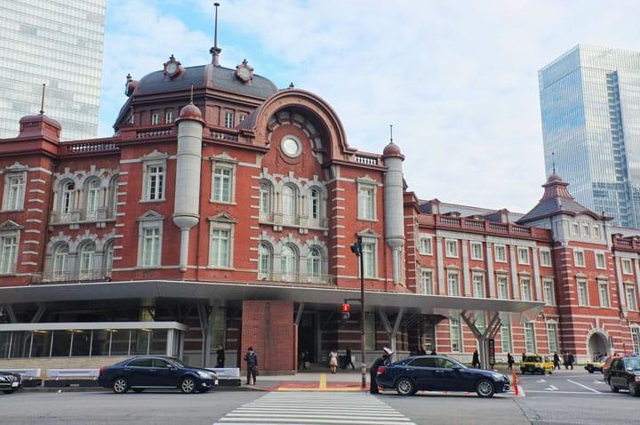 ตึกสถานีมารุโนะอุจิ สมบัติล้ำค่าทางวัฒนธรรมของประเทศ ตั้งอยู่ที่สถานีรถไฟใจกลางญี่ปุ่น
