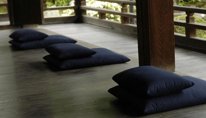 【京都.景點】「兩足院」坐禪體驗。如入無人之境界