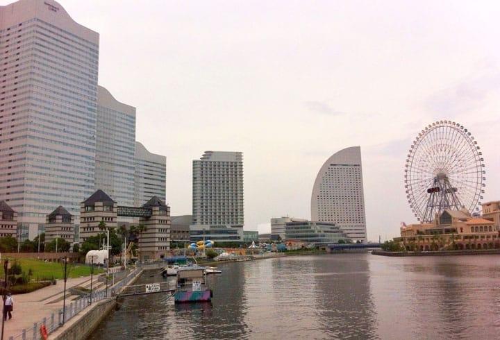 お散歩ルートは気分次第。横浜の「みなとみらい」を散策