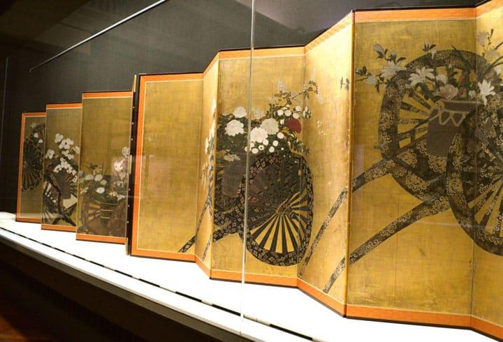 Melihat secara utuh kesenian Jepang di museum Nasional Tokyo-