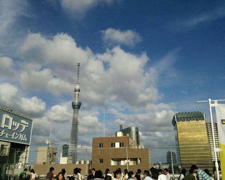 【夏】隅田川花火大会!看到绝佳烟火的4个诀窍