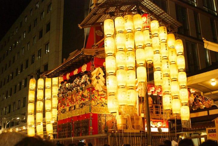 ยามะโบโกะ ขบวนรถลากสุดอลังการแห่งเทศกาลกิอง เกียวโต (Gion Festival, Kyoto)