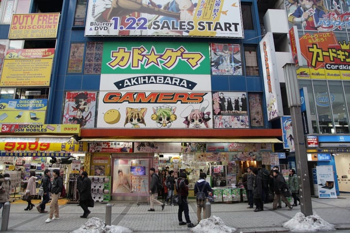 5 Must Go Anime Stores In Akihabara Tokyo Matcha Japan Travel