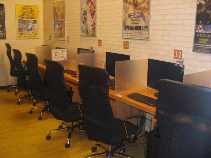 "Just One Try and You're Hooked! What is an ""Internet Cafe""? 