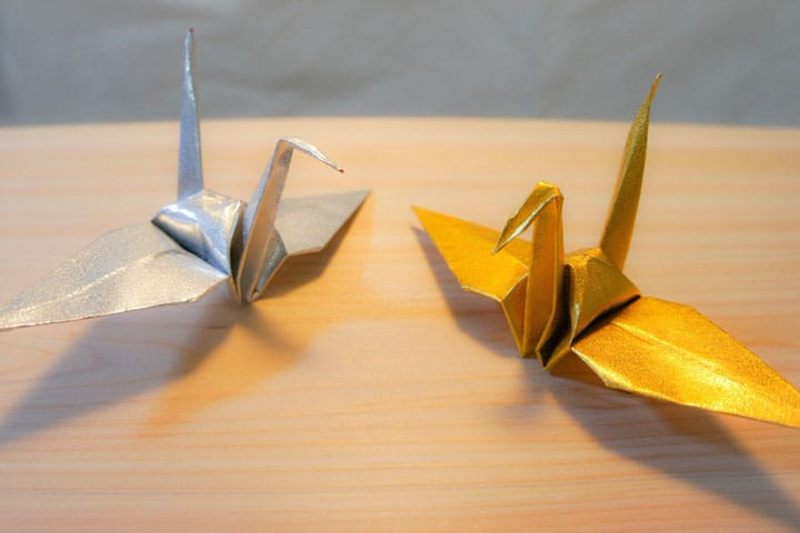 Traditionally Japanese: How To Make An Origami Crane