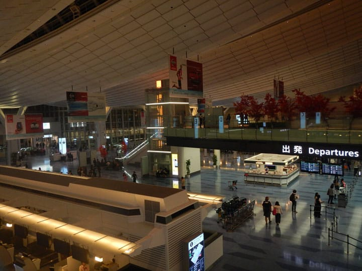 How To Stay Overnight In Haneda Airport's International Terminal
