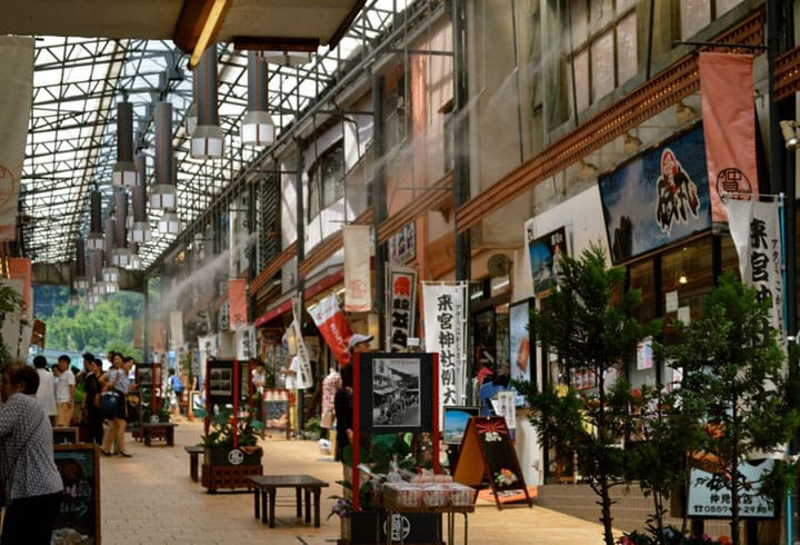 Shopping In Atami - Hot Springs And Culinary Delights