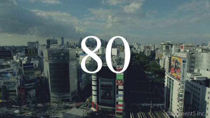 80th Anniversary of Shibuya, A Clip of the Historic City