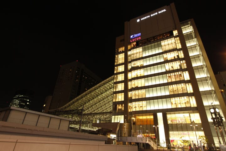 How To Get To All 5 Umeda Stations From JR Osaka Station!