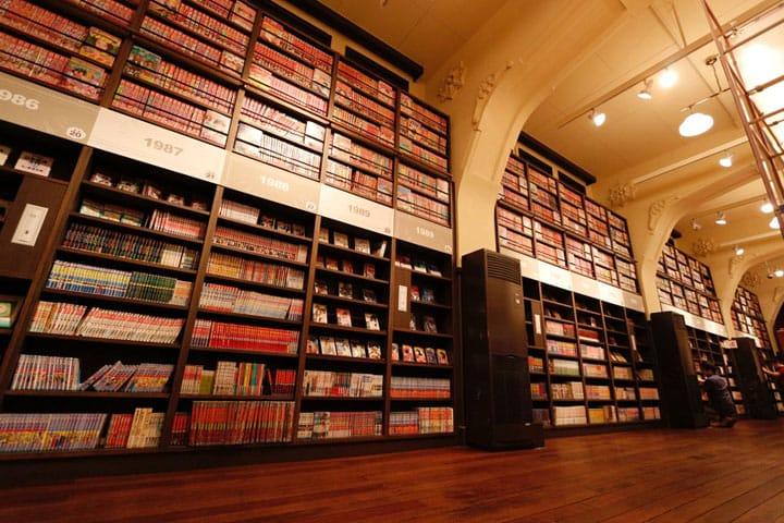 マンガのすべてがここにある!「京都国際マンガミュージアム」で体感するサブカル最前線