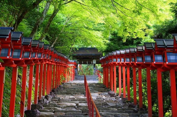 Cool Down In Spiritual Places This Summer: Kurama And Kifune, Kyoto