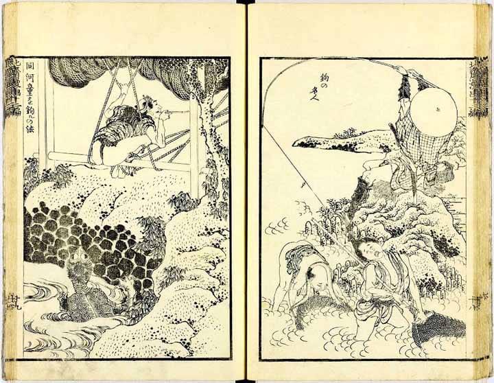 探索日本人滑稽的漫畫歷史起點!