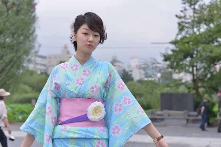 Dress For Summer! Tips On How To Match Your Yukata With The Obi