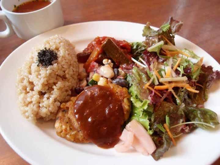 """汐留的墨西哥饭店""""Chaya Macrobi""""是东京益寿食品的鼻祖"""